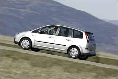 Ford Focus C-Max 2004
