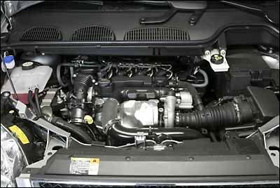 Su motor, de lo mejor en Diesel.