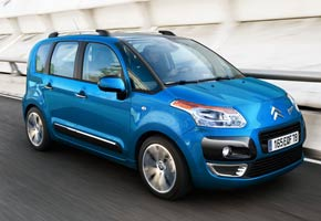 Citroën C3 Picasso 1.6 HDI Airdream Exclusive