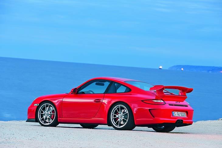 Porsche 911 GT3 al detalle