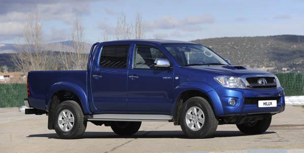 Nuevo Toyota Hilux 2.5 D-4D 144 CV