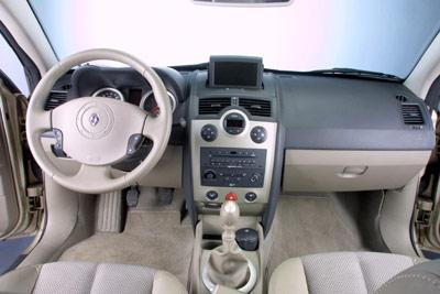 El interior, similar a las versiones convencionale
