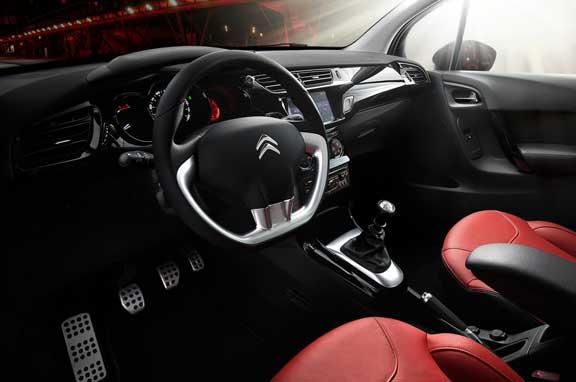 Citroën DS3 Racing Sébastien Loeb y C3 Red Block