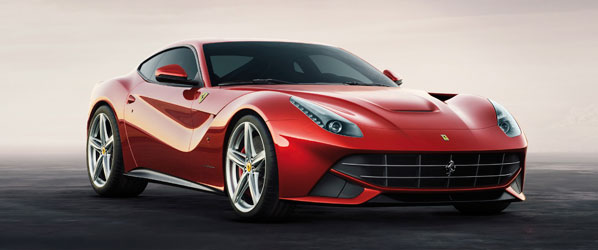 Ferrari F12 berlinetta, el Ferrari más potente de la historia