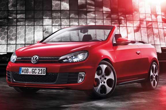 Nuevo Volkswagen Golf GTI Cabriolet