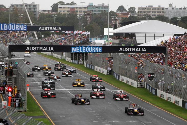 GP de Australia 2010
