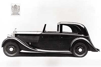 Un siglo de Rolls-Royce
