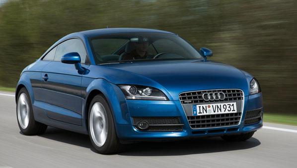 Audi TT 2.0 TDI, deportivo ahorrador