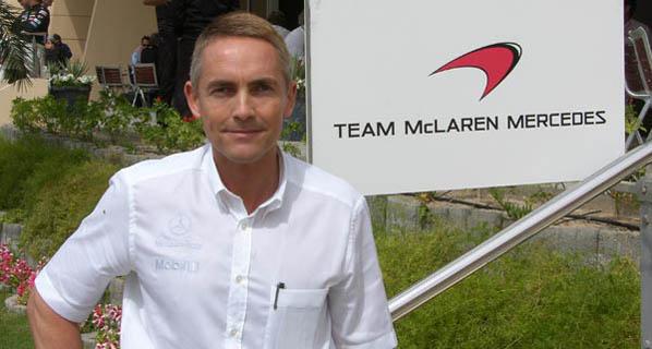 F1: Sanción a McLaren