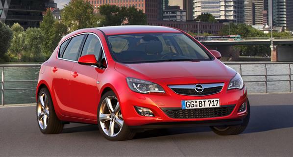 El nuevo Opel Astra, más eficiente