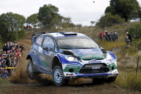 WRC, Rallye de Argentina, etapa final, domingo