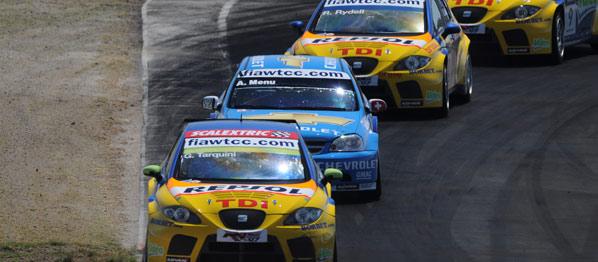SEAT podría abandonar el Mundial de Turismos WTCC