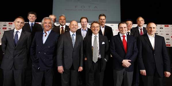 La FOTA presenta su plan a la FIA