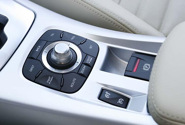 Renault Laguna V6 Diesel, al detalle