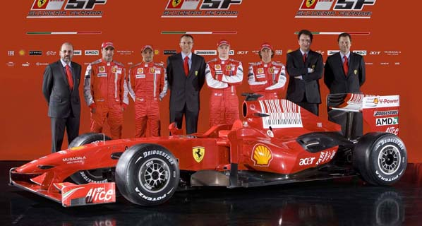 F1: Ferrari da por perdida la temporada