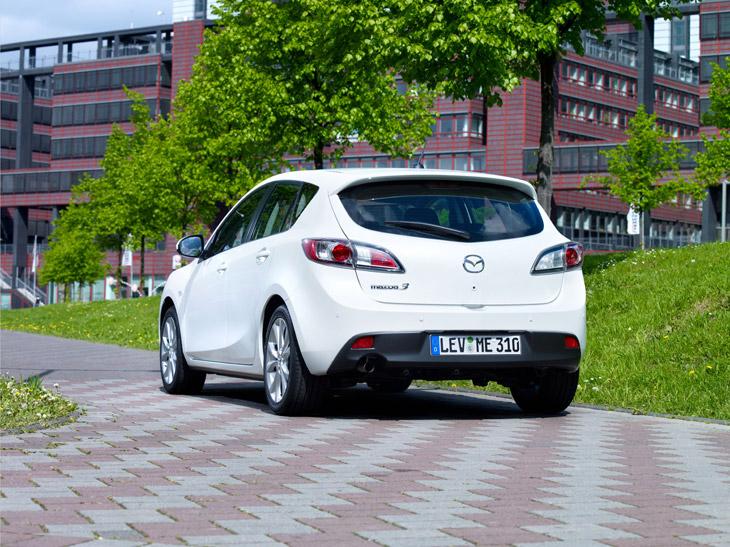 Mazda3 i-stop a la venta