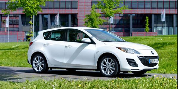 El Mazda3 i-stop, ya a la venta