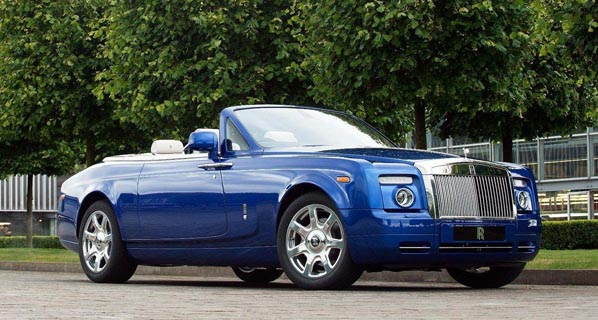 Rolls-Royce Phantom Drophead Coupé Masterpiece