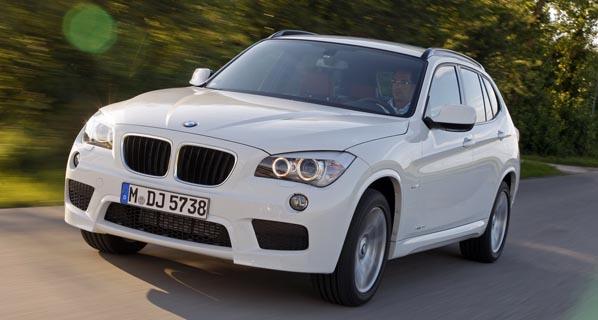 Nuevos motores para el BMW X1