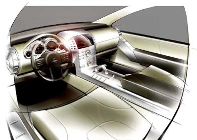 Nissan Dunehawk 2003