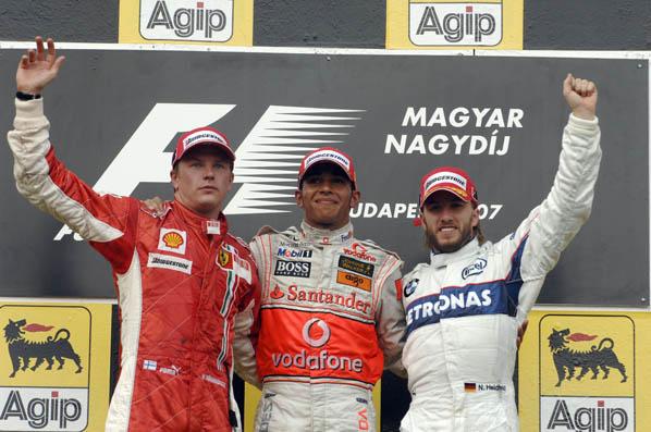 F1: Previo GP Hungría