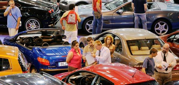 Los coches usados volverán a subir en 2010