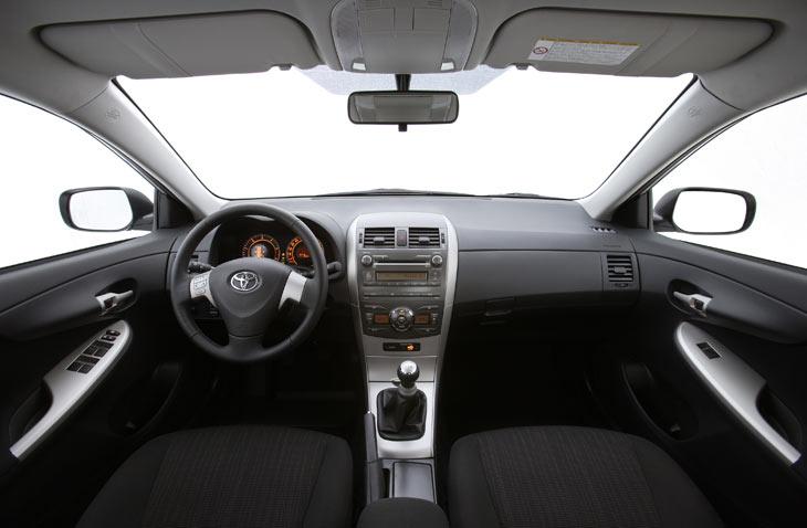 Toyota Corolla Sedán 2009.