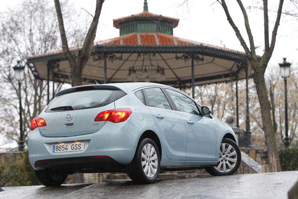 Opel Astra 5p 1.7 CDTI 110 CV