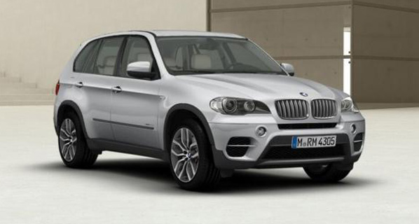 Exclusive Editions para los BMW X5 y X6