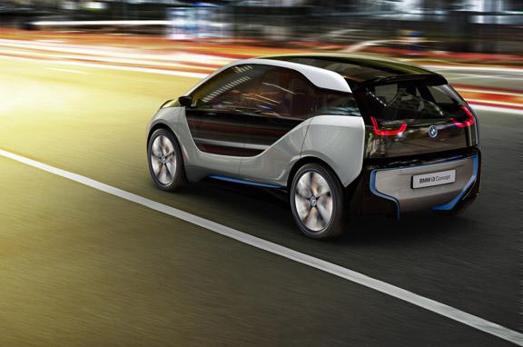 BMW i3 y BMW i8