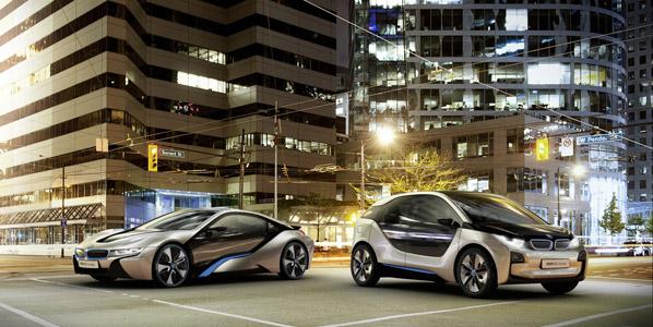 BMW llega cargado de novedades a Frankfurt