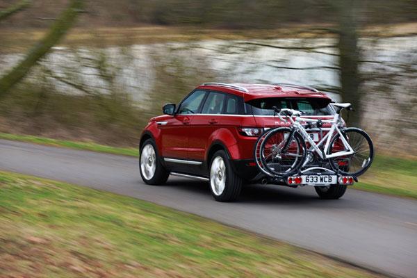 Range Rover Evoque ya está aquí