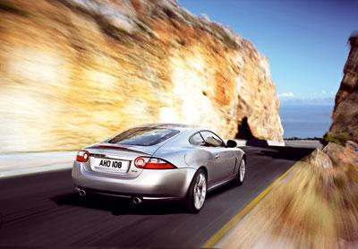 Jaguar XK Coupé