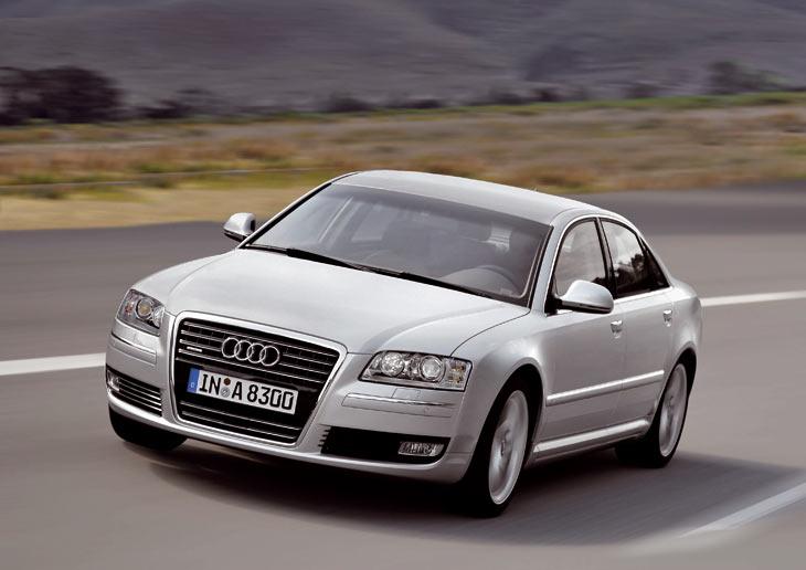 Audi A8 y A8L