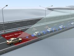 Volvo diseña un sistema que previene colisiones