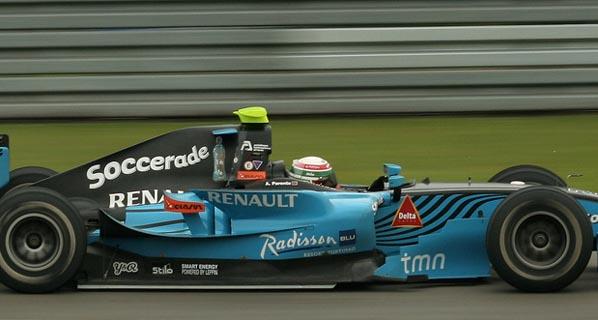 GP2 Bélgica: Victoria para Alvaro Parente