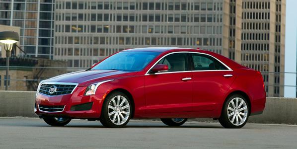 El Cadillac ATS llegará a Europa