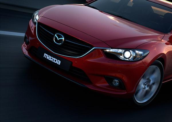 Llega el nuevo Mazda 6