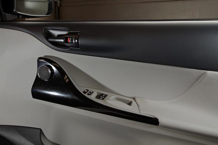 Toyota iQ, novedades