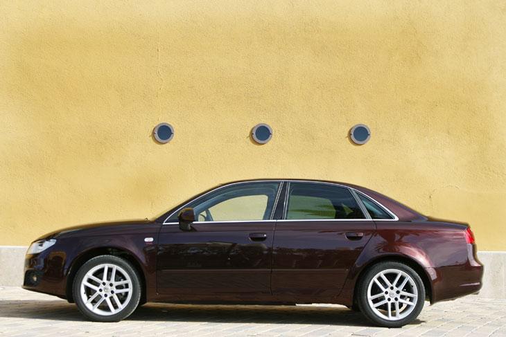 Seat Exeo, como un Audi