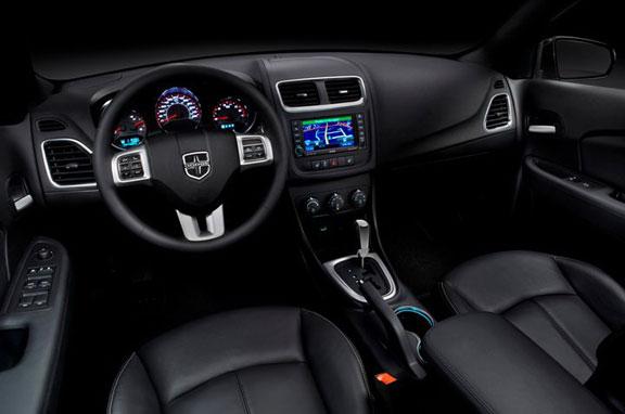 Dodge Avenger 2011.