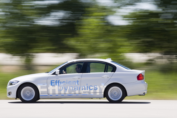BMW 320d EffcientDynamics Edition