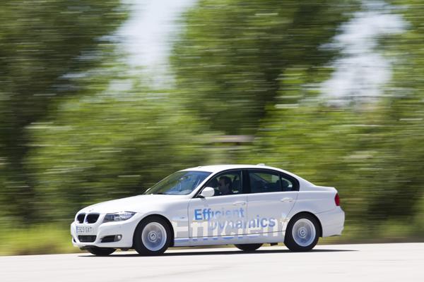 BMW 320d EffcientDynamics Edition