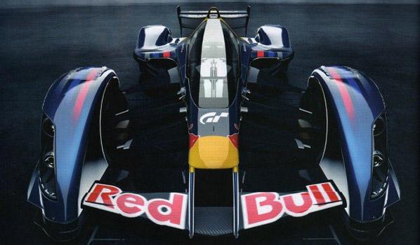 Red Bull X1 Prototype: El F1 del futuro