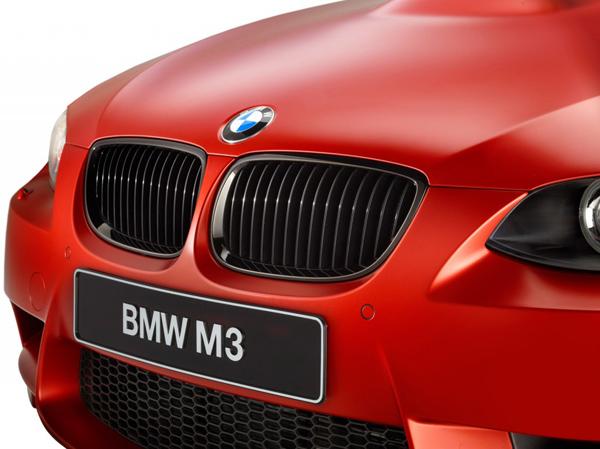 BMW M3 Frozen Limited Edition
