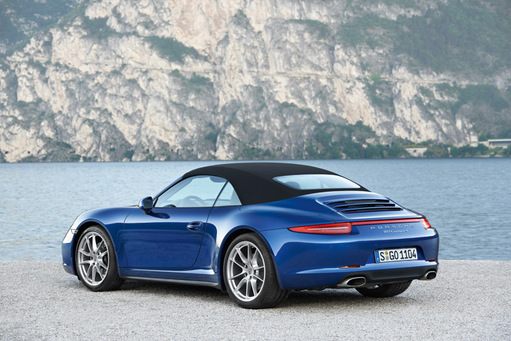 Porsche 911 Carrera 4 y 4s, contacto