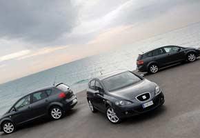 Seat León, Altea y Altea XL con el nuevo  motor 1.4 TSI 125 CV
