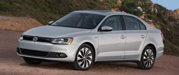 Volkswagen Jetta Hybrid, de Detroit a Los Ángeles