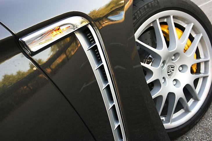 Porsche Panamera, la prueba