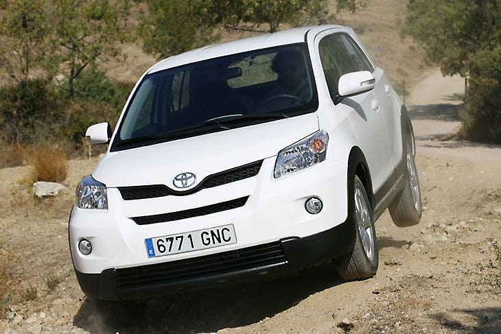 Toyota Urban Cruiser, la prueba